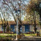 El Pueblo Histórico de  Yerbas Buenas y su arquitectura colonial
